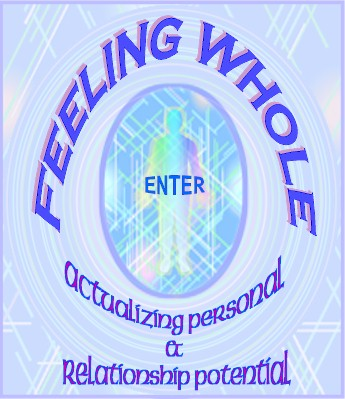 Feeling Whole Brings You Information on Counseling, Hypnotherapy,and Practical Tools for Transformation.