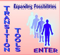 Transition Tools is  an approach to counseling that implements assessment. strategies, and skill for personal empowerment.